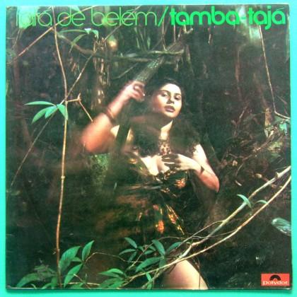 LP FAFA DE BELEM TAMBA TAJA 1976 REGIONAL FOLK NORTH  BRAZIL