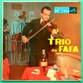 LP FAFA LEMOS TRIO DO FAFA 1958 VIOLIN SAMBA FOLK REGIONAL BRAZIL