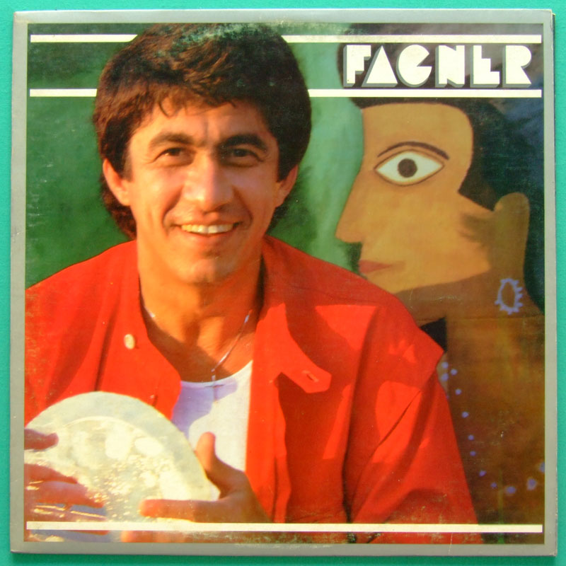 LP FAGNER RAIMUNDO 1985 FOLK PSYCH NORTHEASTERN BRAZIL