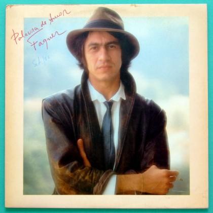 LP FAGNER PALAVRA DE AMOR 1983 NORTHEASTERN BRAZIL