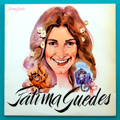 LP FATIMA GUEDES DEBUT 1979 HELIO DELMIRO JAZZ BOSSA FOLK BRAZIL