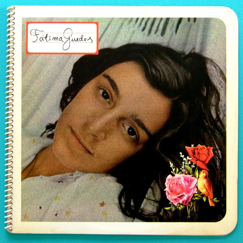 LP FATIMA GUEDES 1980 BOSSA FOLK JAZZ HELIO DELMIRO BRAZIL