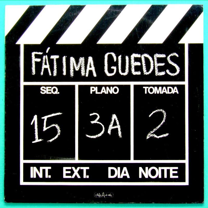 LP FATIMA GUEDES SETIMA ARTE 1985 IVAN LINS JAZZ FOLK BRAZIL