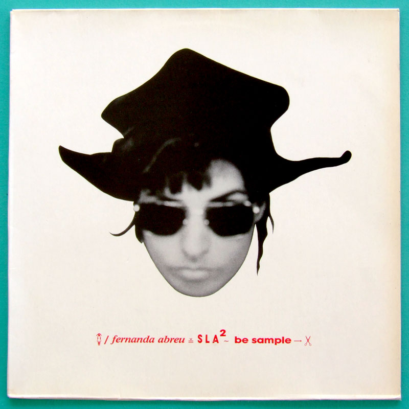 LP FERNANDA ABREU BE SAMPLE 1992 BLITZ GROOVE SOUL DJ BRAZIL