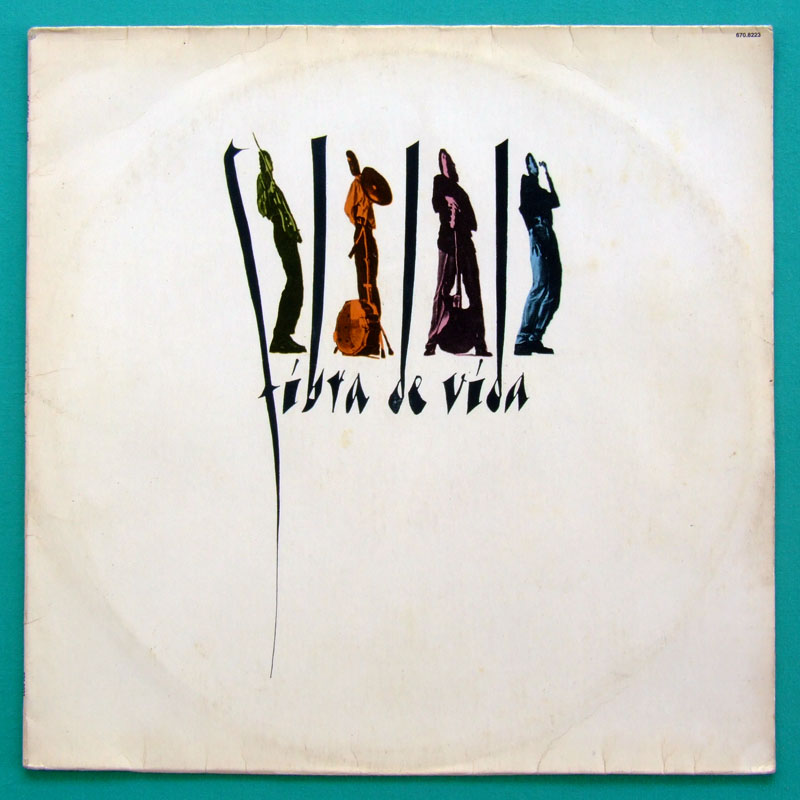 LP FIBRA DE VIDA 1991 DAVI MORAES MOREIRA PSYCH FOLK BRAZIL