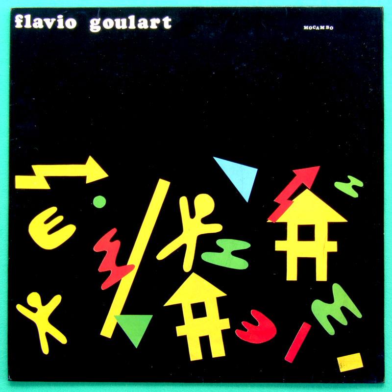 LP FLAVIO GOULART MOCAMBO 1986 JAZZ INSTRUMENTAL BRAZIL