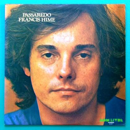 LP FRANCIS HIME PASSAREDO 1977 JAZZ BOSSA NOVA FOLK BRASIL