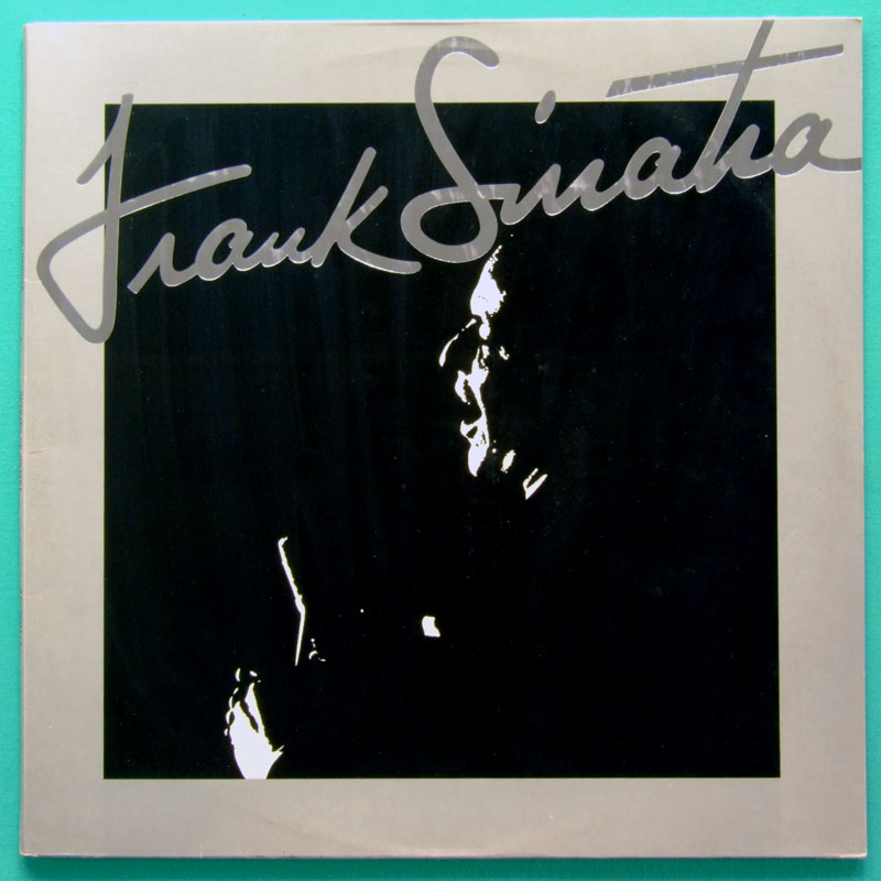 LP FRANK SINATRA RETRATO PROMOTIONAL PRIVATE SPECIAL LIMITED EDITION RARE BRASIL