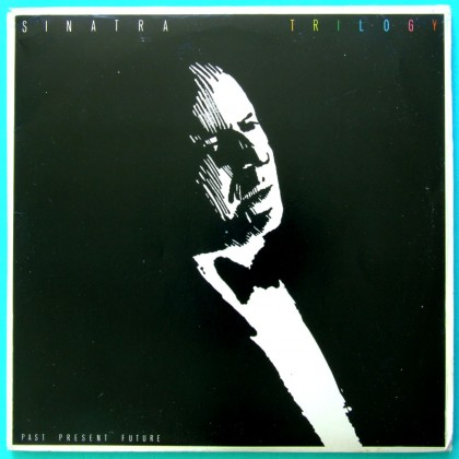 LP FRANK SINATRA TRILOGY JAZZ SWING POP 3-RECORD BRAZIL