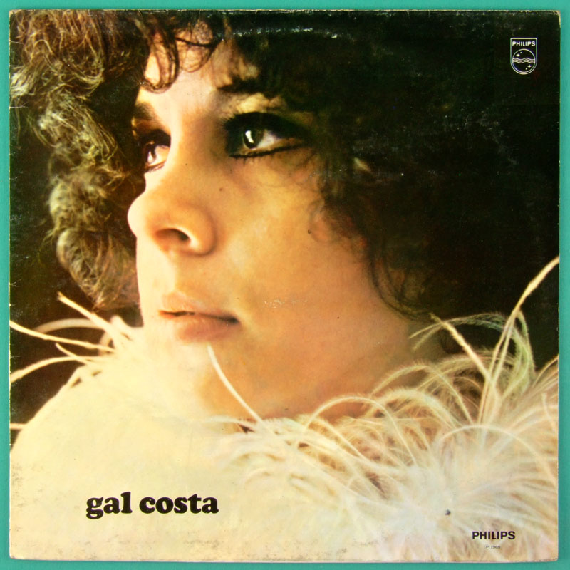 LP GAL COSTA DEBUT 1969 / 1982 2ND EDITION STEREO CAETANO GIL DUPRAT LANNY BRAZIL