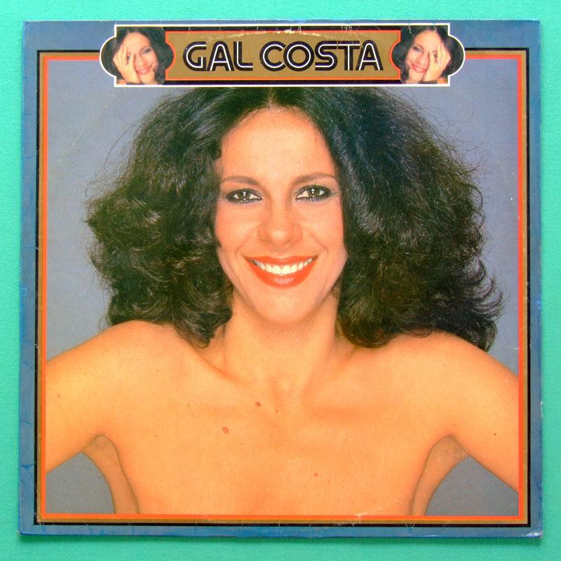 LP GAL COSTA FANTASIA 1981 TROPICALIA PSYCH BOSSA BRASIL