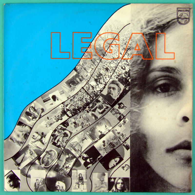 LP GAL COSTA LEGAL MACALE LANNY TIM MAIA DIFF EDIT TROPICALIA PSYCH BOSSA BRAZIL