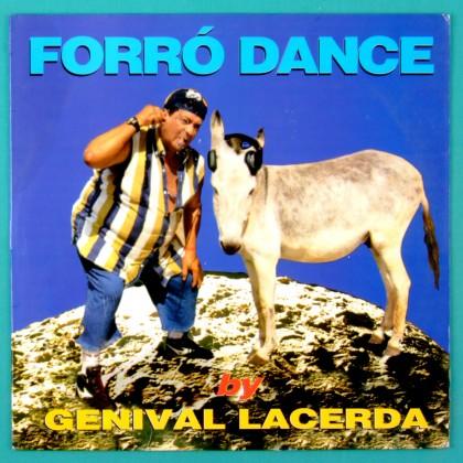 LP GENIVAL LACERDA FORRO DANCE 1995 FOLK NORTHEASTERN BRAZIL