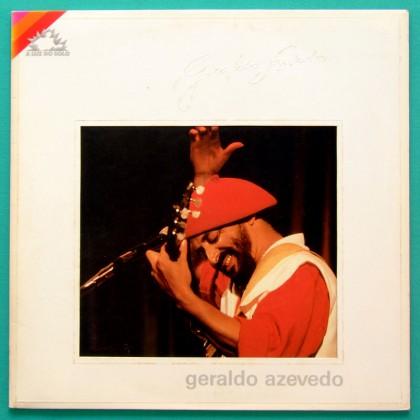 LP GERALDO AZEVEDO A LUZ DO SOLO  REGIONAL REGIONAL NORTHEASTERN BRASIL