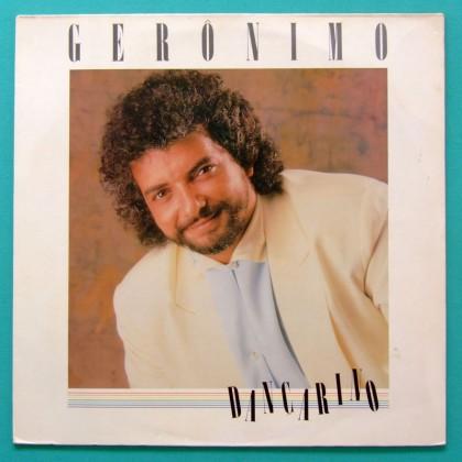LP GERONIMO DANCARINO 1989 FOLK REGIONAL AXE BAHIA BRASIL