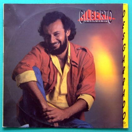 LP GILBERTO TEIXERA DESGARRADO 1987 OBSCURE CULT FOLK REGIONAL BRAZIL