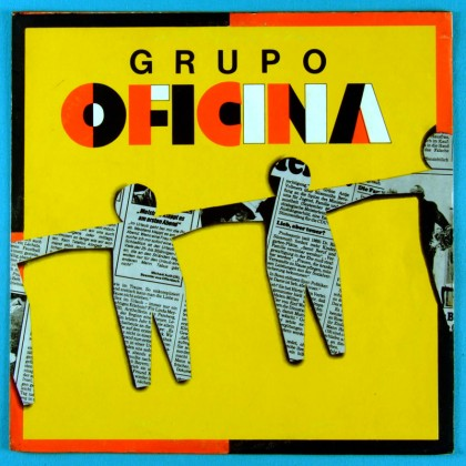 LP GRUPO OFICINA 1992 SAMBA REGIONAL AFOXE CARIMBO BRAZIL