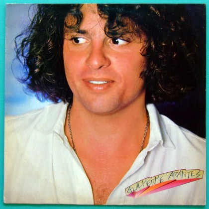 LP GUILHERME ARANTES 1982 FOLK POP BOSSA GROOVE BRAZIL