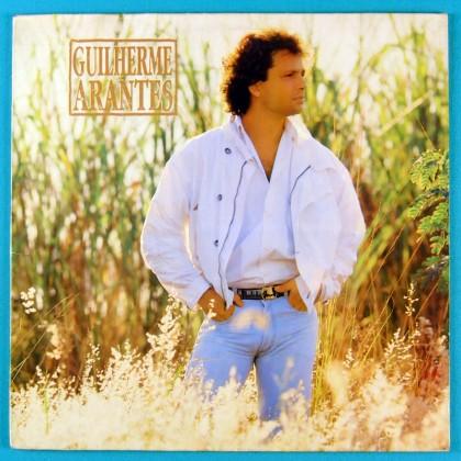 LP GUILHERME ARANTES 1987 FOLK POP ROCK GROOVE BRAZIL