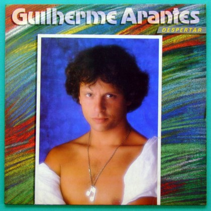 LP GUILHERME ARANTES DESPERTAR 1985 FOLK POP ROCK BRAZIL