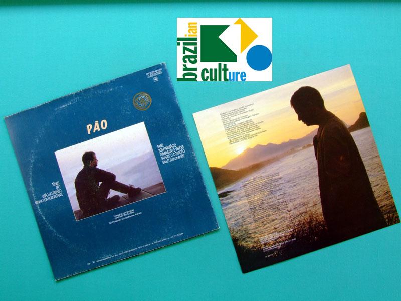 LP GUILHERME ARANTES PAO 1990 FOLK POP ROCK GROOVE BRAZIL