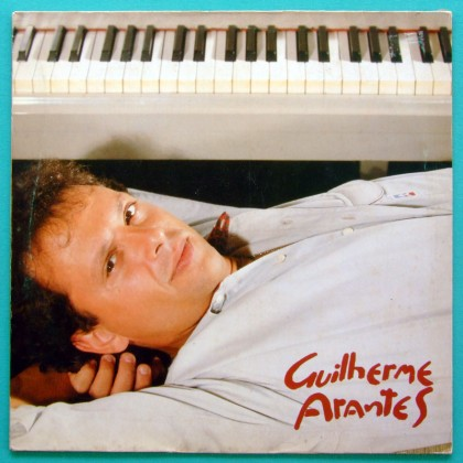 LP GUILHERME ARANTES ROMANCES MODERNOS 1989 FOLK ROCK BRAZIL