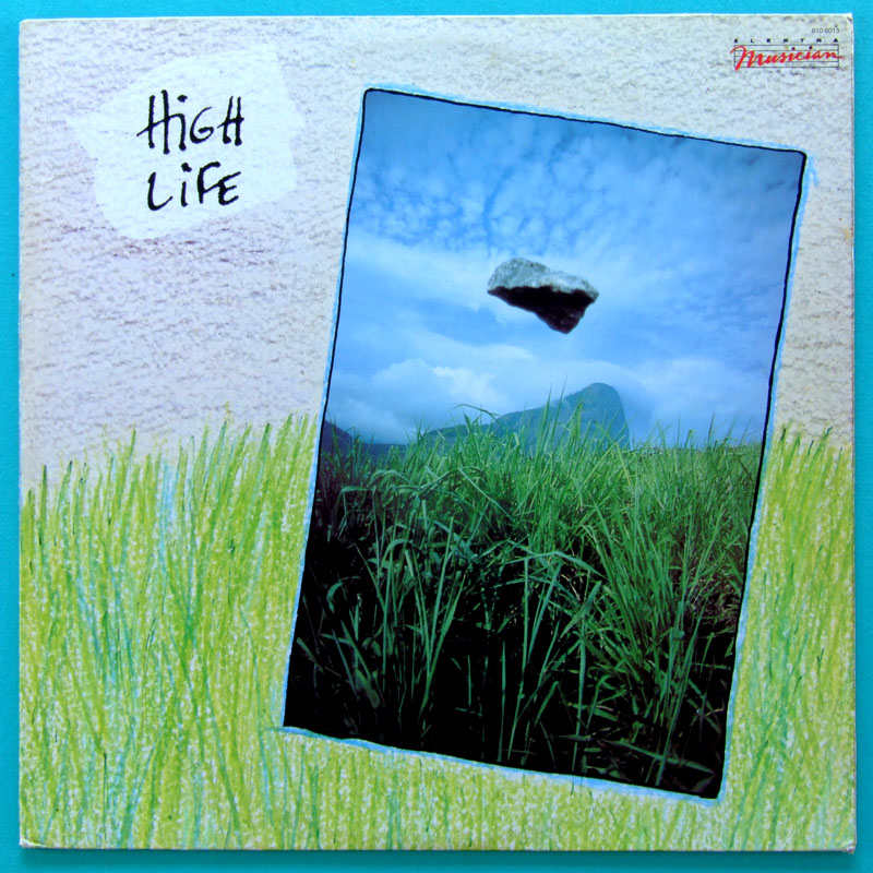 LP HIGH LIFE 1986 JAZZ BOSSA FOLK INSTRUMENTAL BRASIL