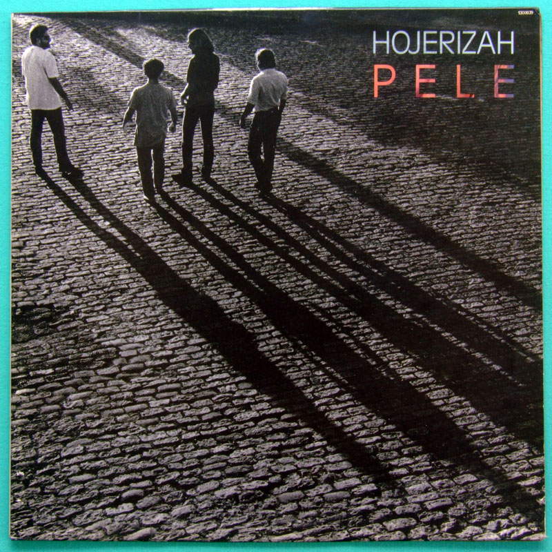 LP HOJERIZAH PELE 1988 ROCK PUNK FOLK POP METAL PSYCH BRAZIL