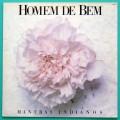 LP HOMEM DE BEM MANTRAS INDIANOS 1989 TOMAZ LIMA WATEL BRANCO BRAZIL