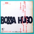 LP HUGO LUIZ BOSSA 1966 GUITAR SOLO JAZZ SAMBA FOLK BRAZIL