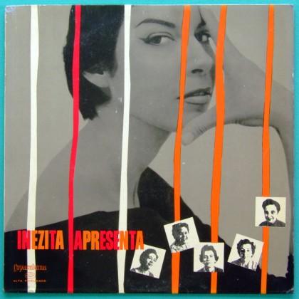 LP INEZITA BARROSO APRESENTA 1964 FOLK BOSSA REGIONAL BRAZIL