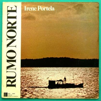LP IRENE PORTELA RUMO NORTE 1979 FOLK MARCUS PEREIRA BRAZIL
