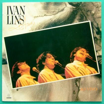 LP IVAN LINS 20 ANOS 1991 FOLK BOSSA NOVA GROOVE BRAZIL