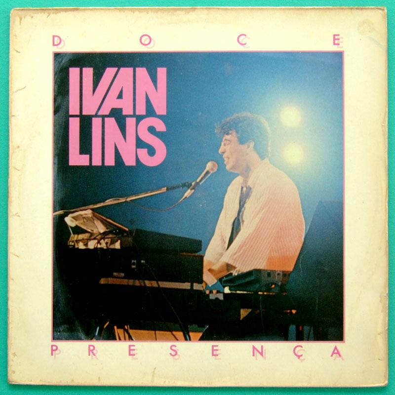 LP IVAN LINS DOCE PRESENCA FOLK BOSSA 1986 GROOVE BRAZIL
