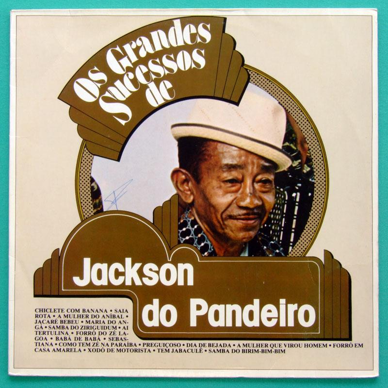 LP JACKSON DO PANDEIRO OS GRANDES SUCESSOS DE 1982 BRAZIL