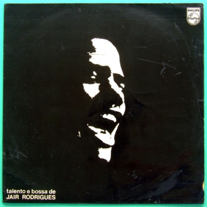 LP JAIR RODRIGUES TALENTO E BOSSA DE 1970 SAMBA BRAZIL