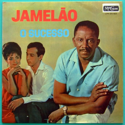 LP JAMELAO O SUCESSO 1968 SAMBA CHORO ROOTS MANGUEIRA BRAZIL