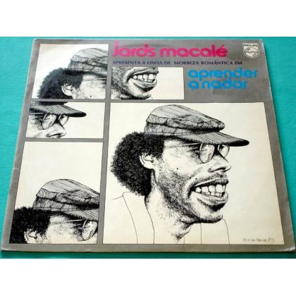 LP JARDS MACALE APRENDER A NADAR 1974 BOSSA SAMBA PSYCH BRAZIL