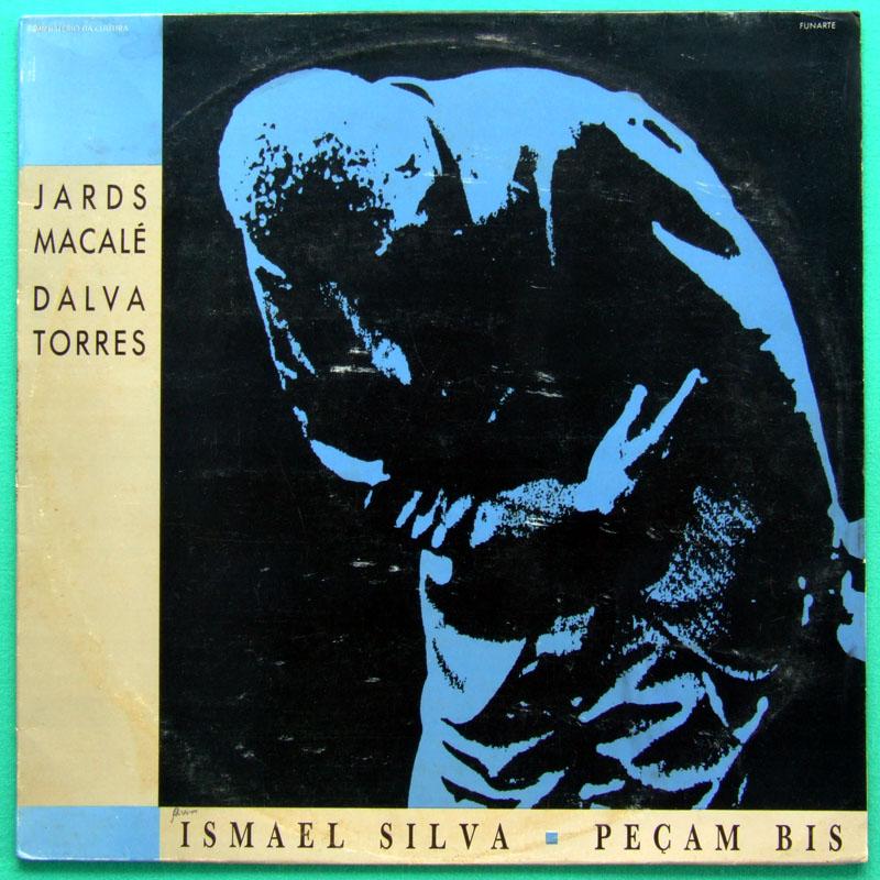LP JARDS MACALE DALVA TORRES PECAM BIS 1988 BOSSA SAMBA PSYCH BRAZIL
