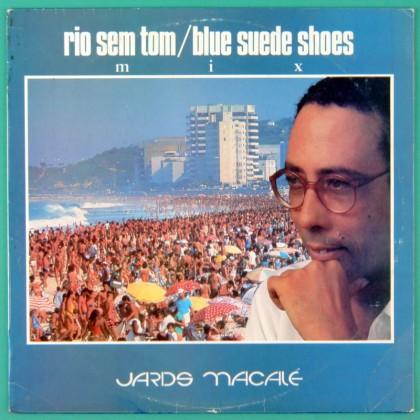 LP JARDS MACALE RIO SEM TOM 1987 BOSSA SAMBA PSYCH BRAZIL