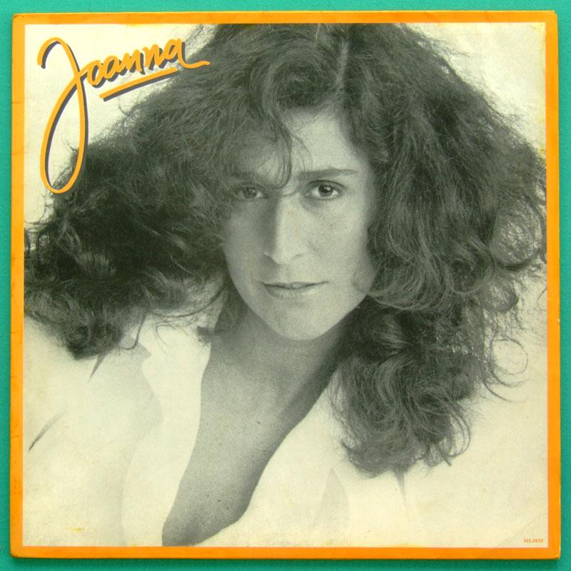 LP JOANNA 1984 FOLK SAMBA SOFT ROCK MELLOW POP BRAZIL