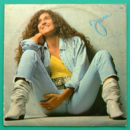 LP JOANNA 1986 FOLK SAMBA SOFT ROCK MELLOW POP BRAZIL