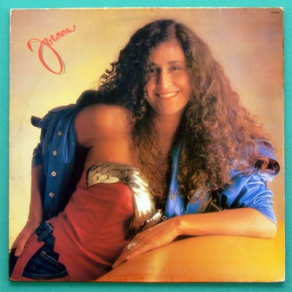 LP JOANNA 1988 FOLK SAMBA SOFT ROCK MELLOW POP BRASIL