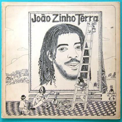 LP JOAO ZINHO TERRA ASA OBSCURE CULT FOLK PSYCH AFRO PRIVATE BRAZIL