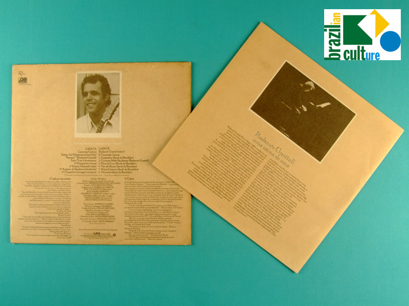 LP JOEL NASCIMENTO REDAMES GNATTALI TRIBUTO A JACOB DO BANDOLIN 1980 CHORO BRASIL