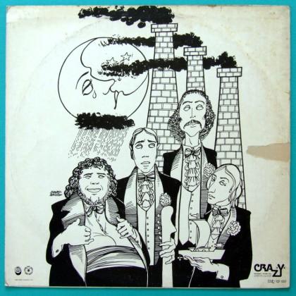 LP JOELHO DE PORCO SAO PAULO 1554 HOJE 1976 FOLK ROCK BRAZIL
