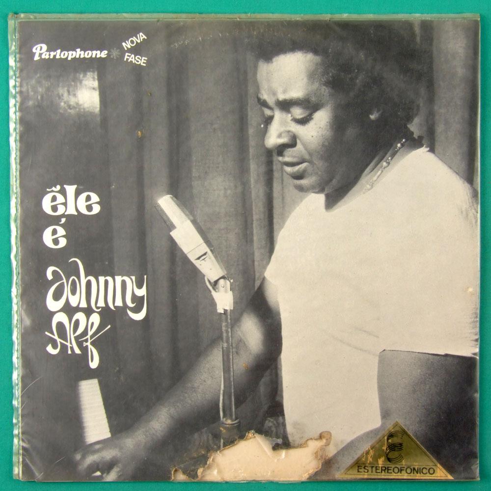 LP JOHNNY ALF ELE E 1971 BOSSA SAMBA JAZZ MELLOW BRASIL
