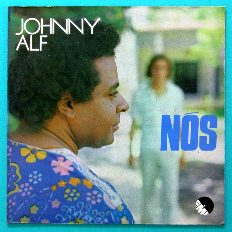 LP JOHNNY ALF NOS 1974 EGBERTO GISMONTI ARTHUR VEROCAI BOSSA SAMBA BRAZIL