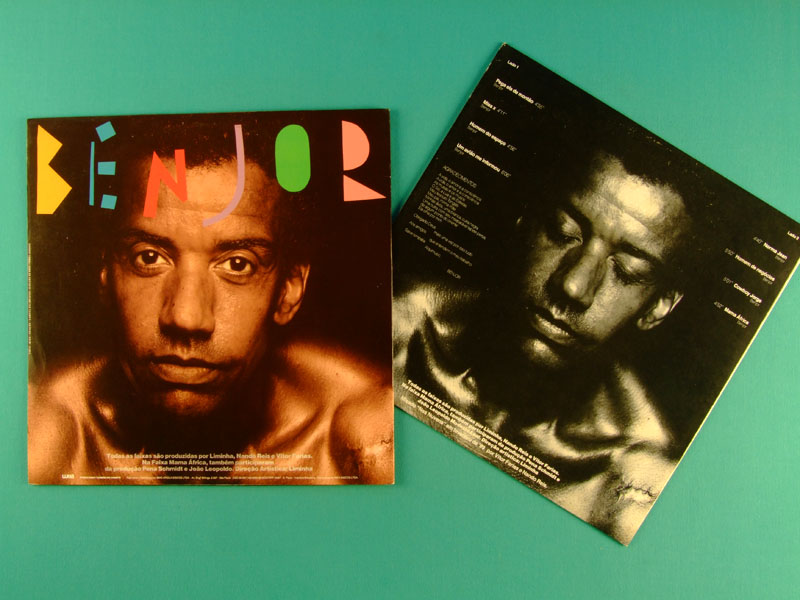 LP JORGE BEN BENJOR 1989 FUNK SAMBA SOUL JAZZ BRAZIL