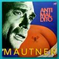 LP JORGE MAUTNER ANTIMALDITO 1985 PSYCH FOLK BRAZIL
